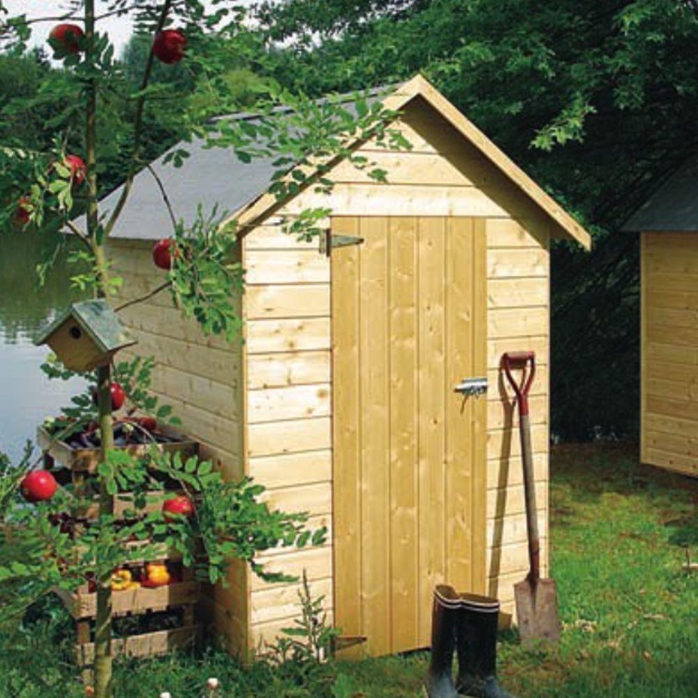 Sur Quoi Poser Un Abri De Jardin choisir son abri de jardin de 5m2 | gamm vert
