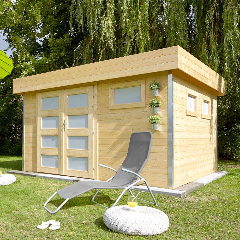 comment poser mon abri de jardin gamm vert. Black Bedroom Furniture Sets. Home Design Ideas