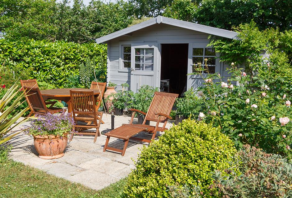 Un salon de jardin scandinave | Gamm vert