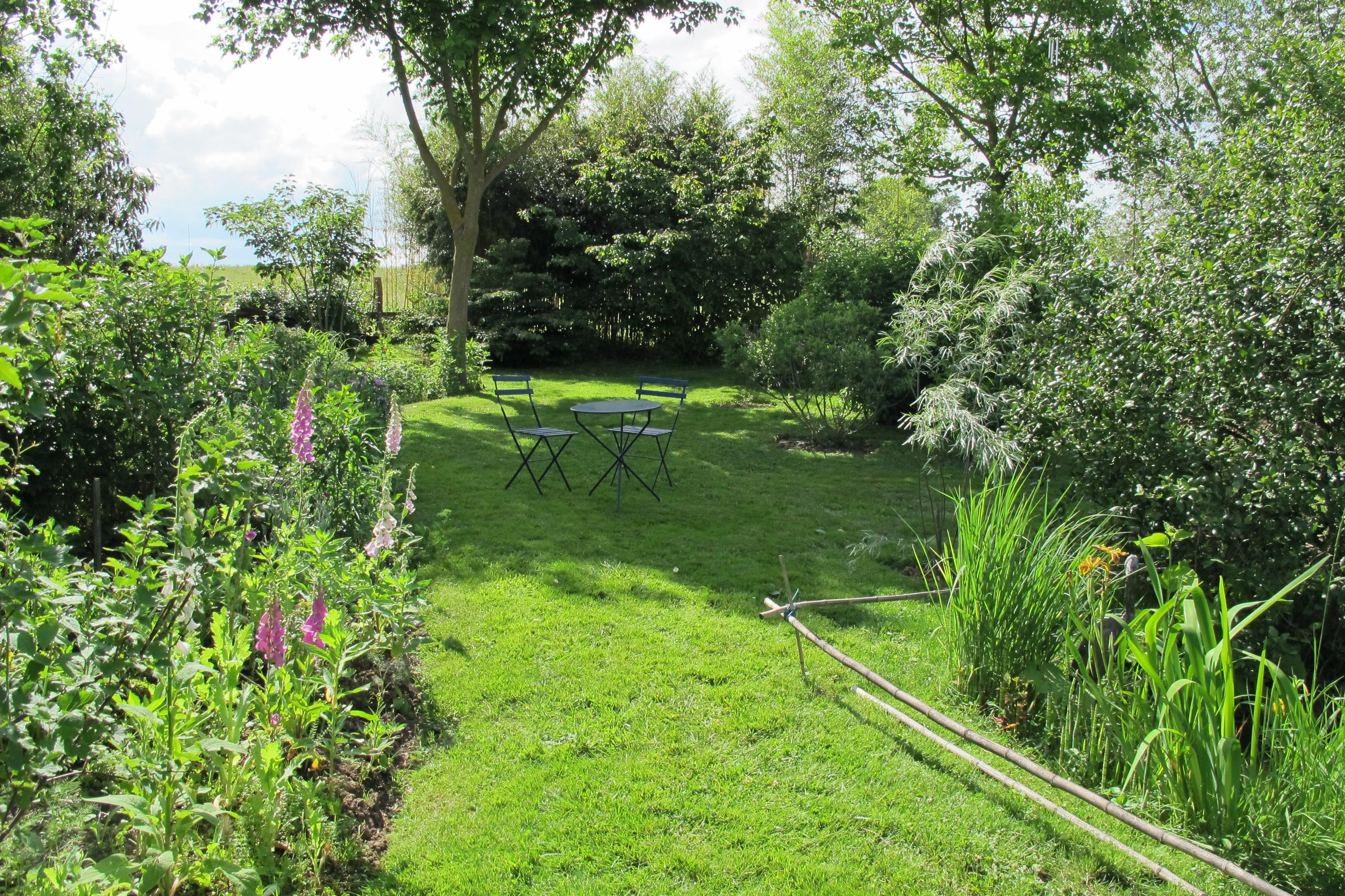Un Jardin Pour Tous Les Sens Promenades