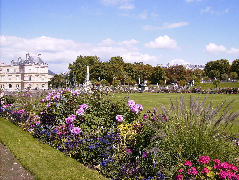 Le jardin du luxembourg promenades - Jardin du luxembourg adresse ...