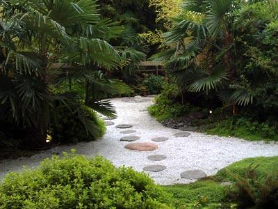 Un jardin urbain luxuriant jardins de paysagistes for Jardin urbain contemporain