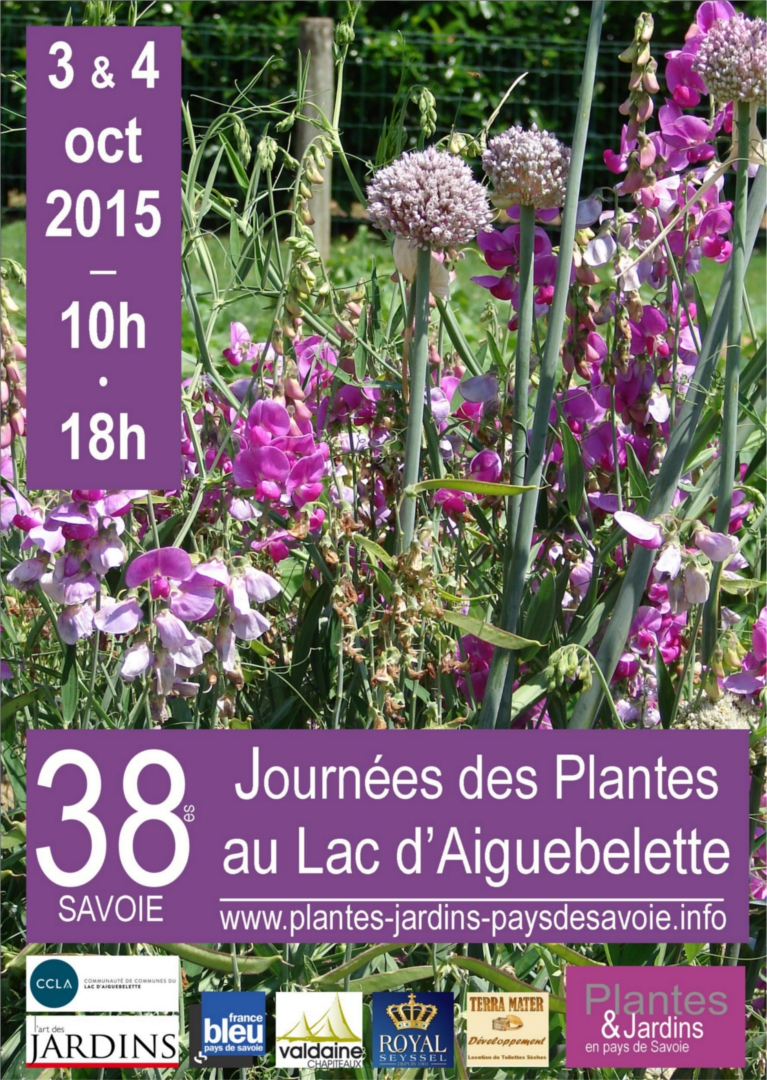 journ es des plantes et des jardins au lac d 39 aiguebelette agenda. Black Bedroom Furniture Sets. Home Design Ideas