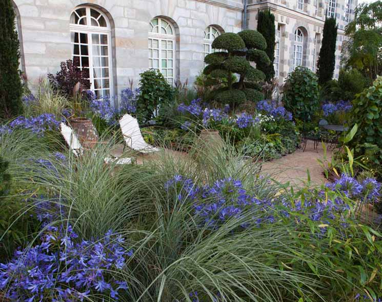 1000 images about les jardins agapanthe on pinterest normandie normandy and landscape architects. Black Bedroom Furniture Sets. Home Design Ideas