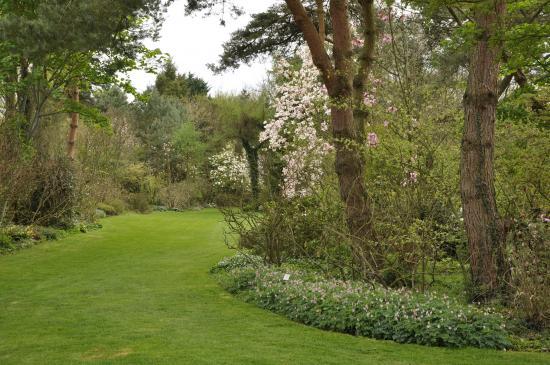 Les jardins de bellevue promenades for Beaumont le hareng jardin de bellevue