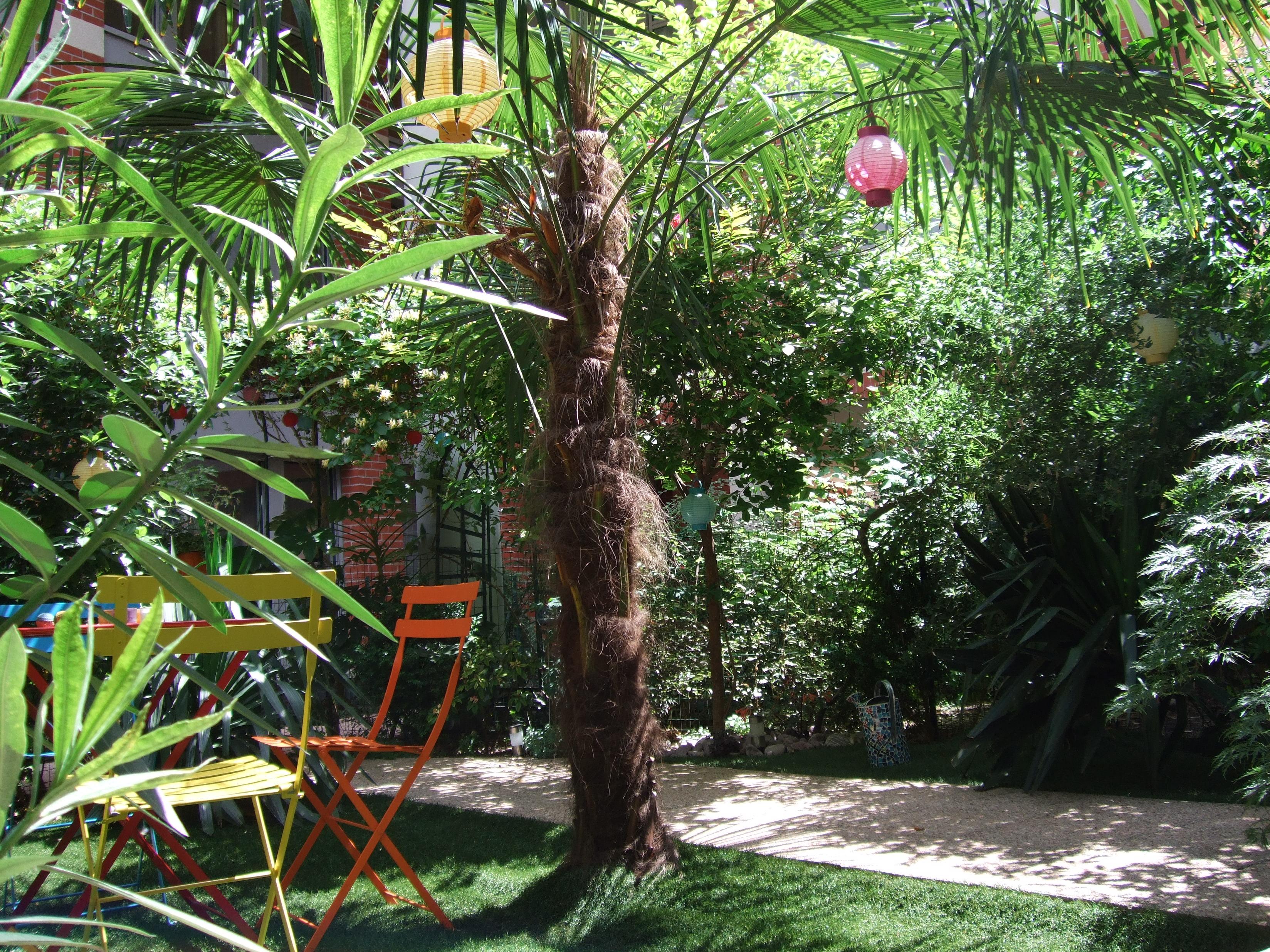 Nathalie charbonnier 75019 gamm vert for Le jardin 75019