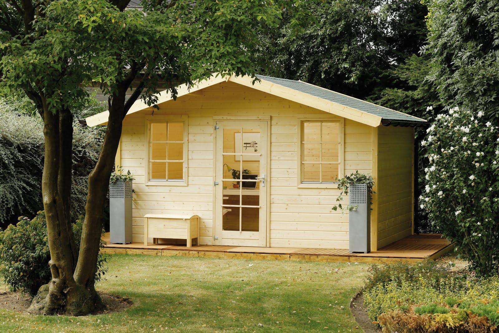 Taxe sur les abris de jardin | Gamm vert