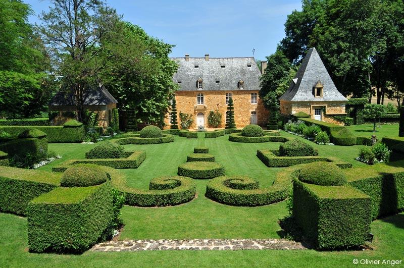 Les jardins du manoir d 39 eyrignac promenades - Jardin du manoir d eyrignac ...