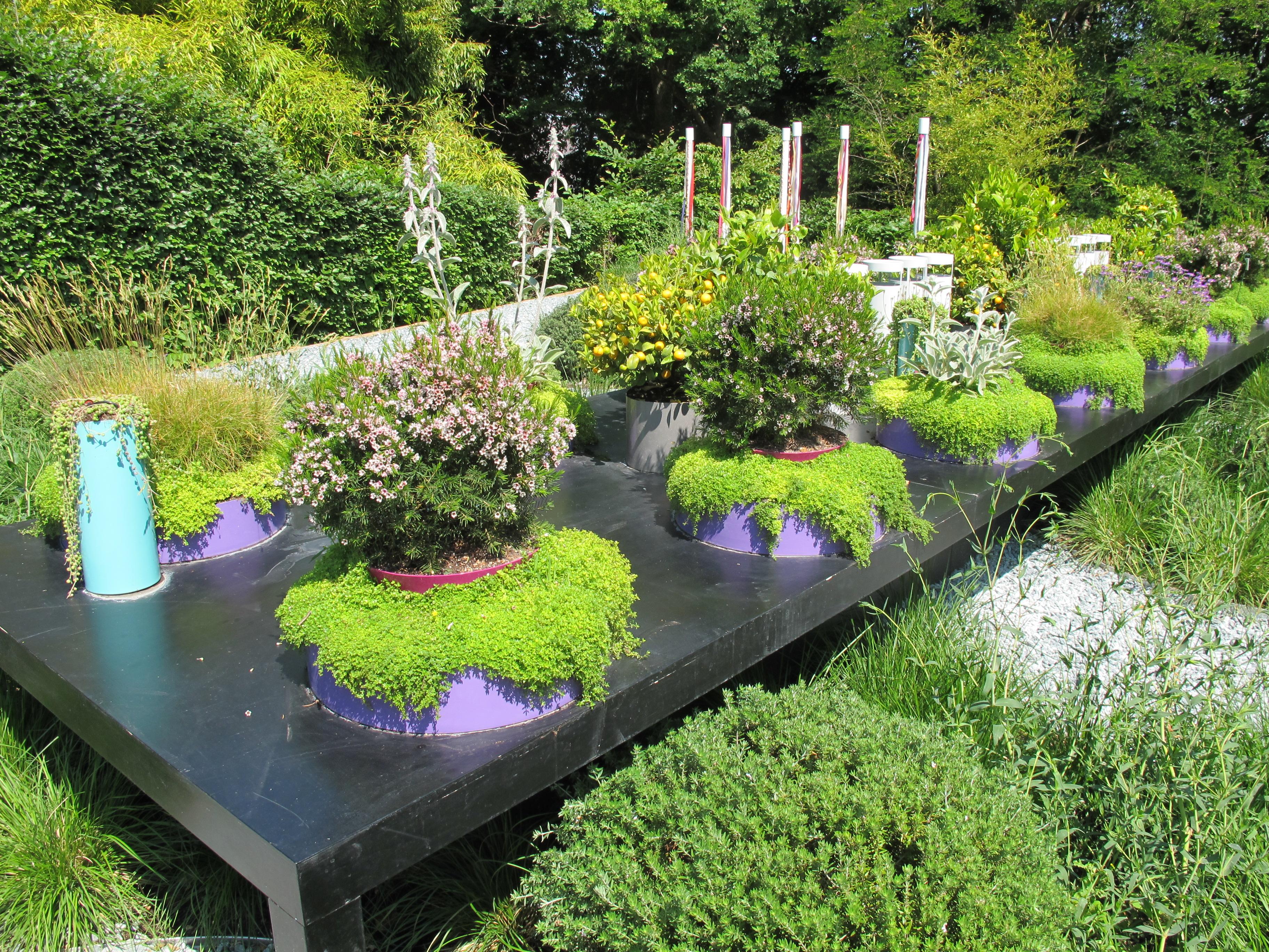 Les jardins du festival de chaumont sur loire gamm vert - Jardins chaumont sur loire ...