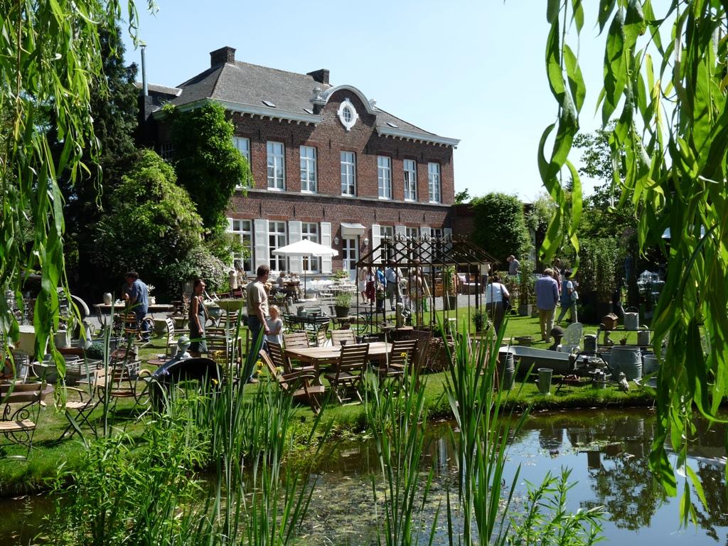 Antiquit s et d coration de jardin en belgique agenda for Jardin belgique