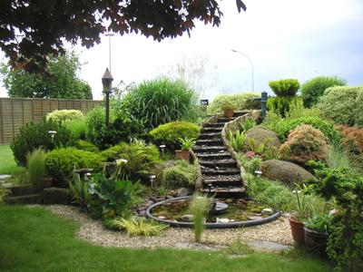 Concours de l t 2009 retour sur vos plus beaux jardins for Avoir un beau jardin