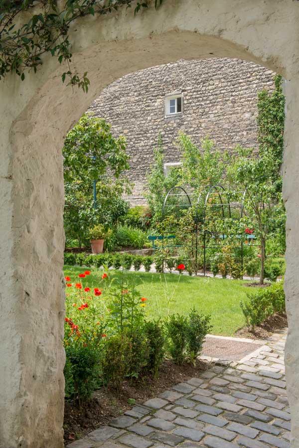jardins de paris montmartre: