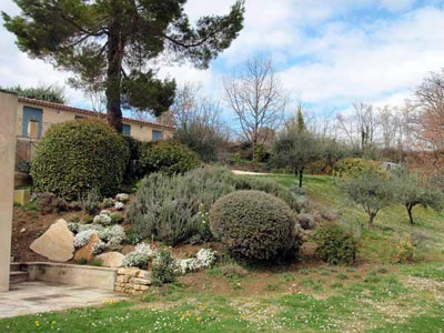 Un Jardin Rustique En Provence Jardins De Paysagistes