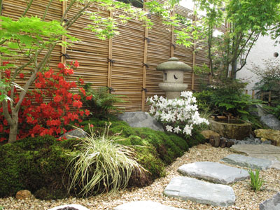 Decoration jardin chinois meilleures id es cr atives Deco jardin chinois