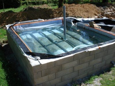 une piscine naturelle de 30m jardins de paysagistes. Black Bedroom Furniture Sets. Home Design Ideas