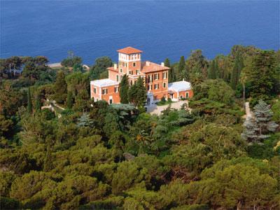 Tourisme vert en ligurie italie une mer de jardins for Jardin d italie chateauroux