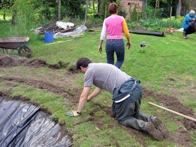 Cr ez une mare dans votre jardin c 39 est un jeu d 39 enfant dossiers - Amenager un talus dans son jardin ...