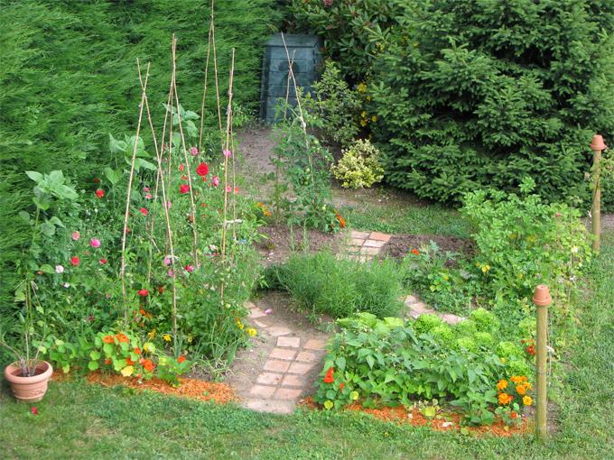 Concours de l t 2009 retour sur vos plus beaux jardins for Site de jardinage