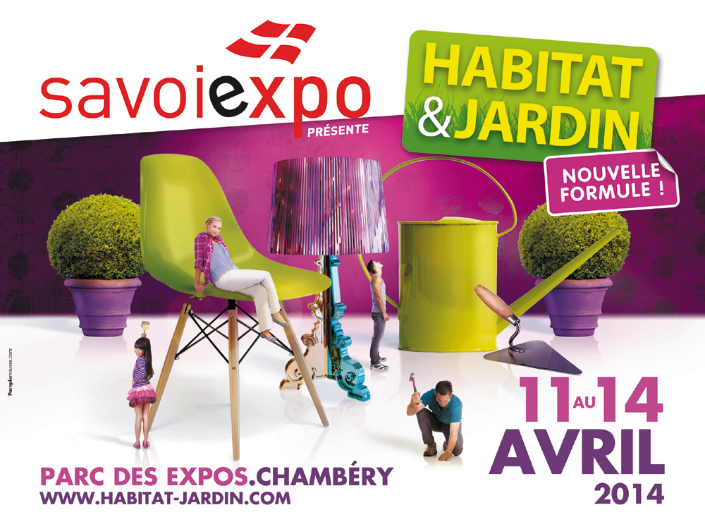 Salon habitat jardin agenda for Salon habitat chambery