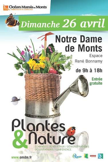 Vide jardin de plantes natures agenda for Vide jardin tremeoc 2015