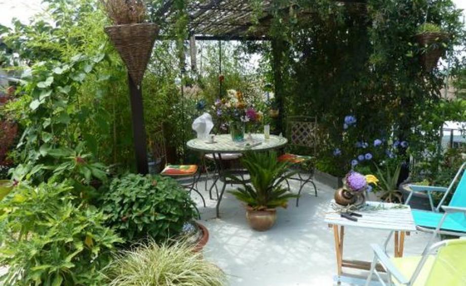 La galerie photos gamm vert for Jardin public 78