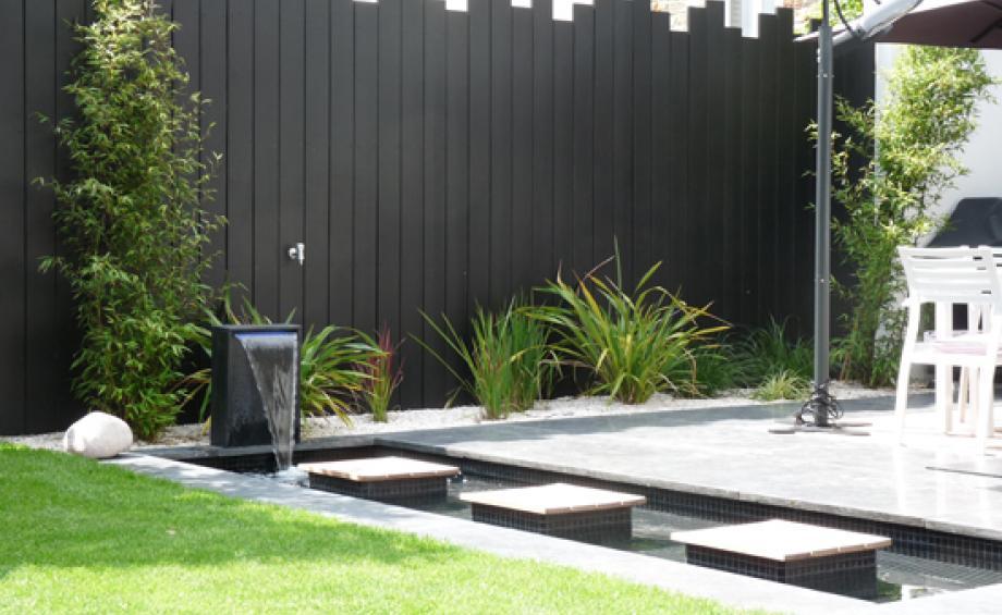 Id e am nagement jardin d co jardin gamm vert for Idee paysagiste