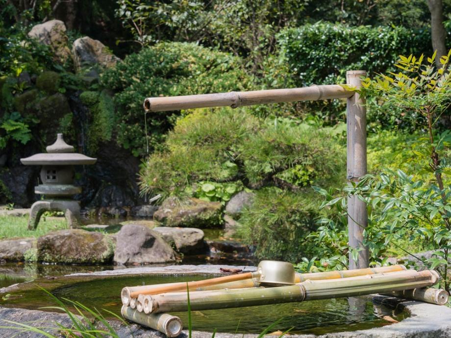 feng shui au jardin cr ez vous un environnement zen gamm vert. Black Bedroom Furniture Sets. Home Design Ideas