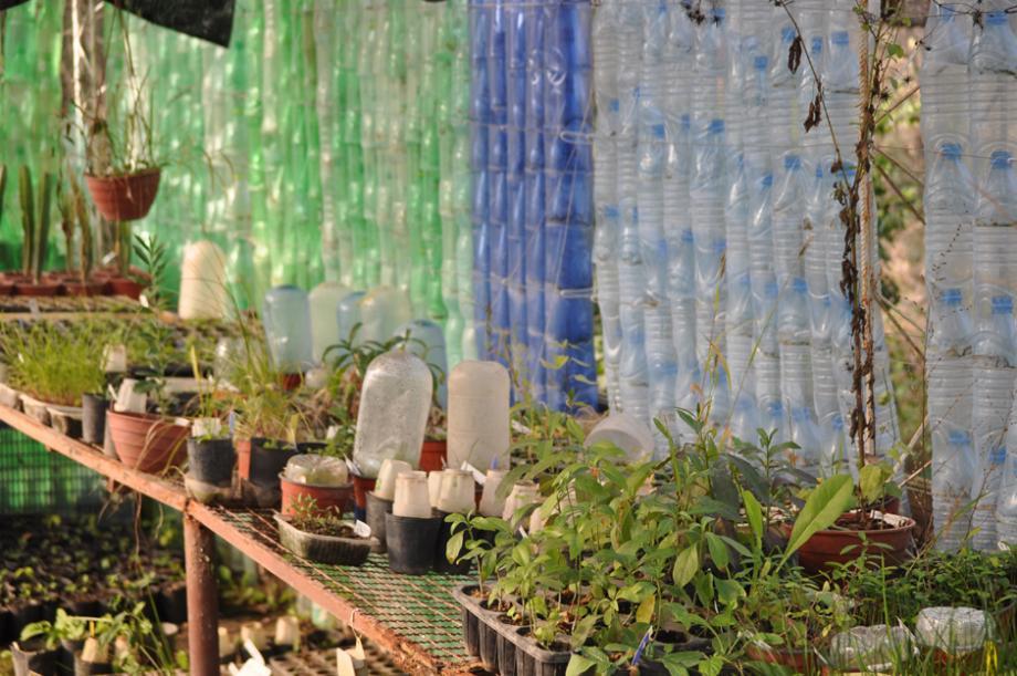 Diy Une Serre De Jardin Fait Maison Gamm Vert