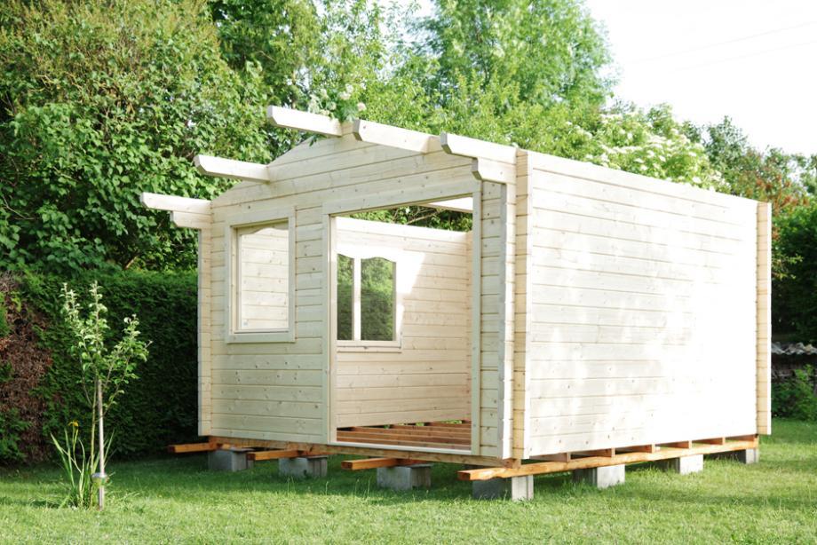 Comment poser mon abri de jardin ? | Gamm vert
