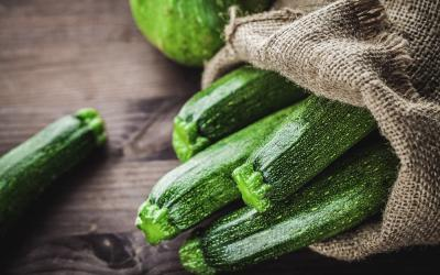 Secret de conservation : les courgettes