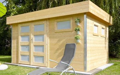 Abris de jardin gamm vert - Salon de jardin en bois gamm vert ...