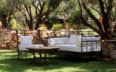 Un salon de jardin en palette | Gamm vert
