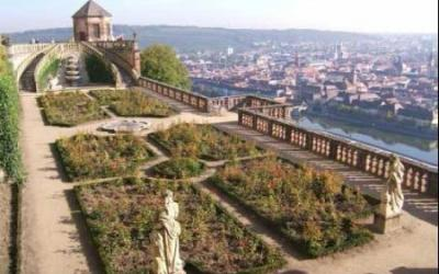 Incroyables Jardins Baroques Allemands