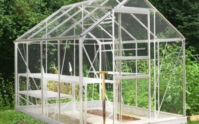 Serre de jardin en polycarbonate : installation, entretien | Gamm vert