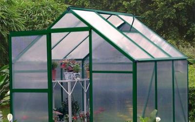 Choisir Sa Serre De Jardin En Polycarbonate Gamm Vert