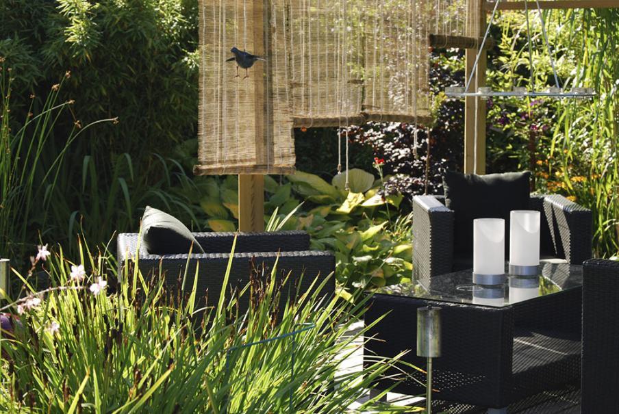 Jardin contemporain | Gamm vert