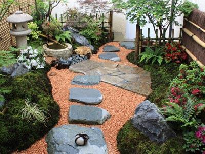 Un jardin japonais dans la région lyonnaise | Gamm vert