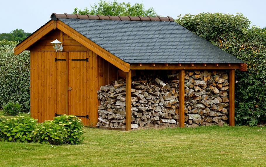 en soldes 87075 d6b5b Quelle toiture pour mon abri de jardin ? | Gamm vert