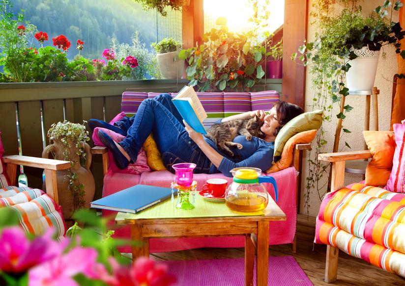 quelles plantes pour cacher un vis vis sur un balcon. Black Bedroom Furniture Sets. Home Design Ideas