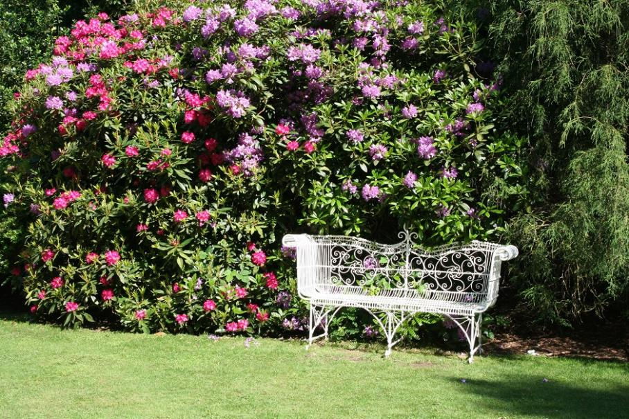 Chez Vous Le Charme D Un Jardin A L Anglaise Gamm Vert