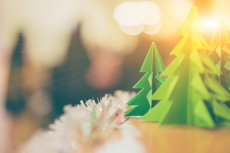 Comment Fabriquer Un Sapin De Noel Gamm Vert