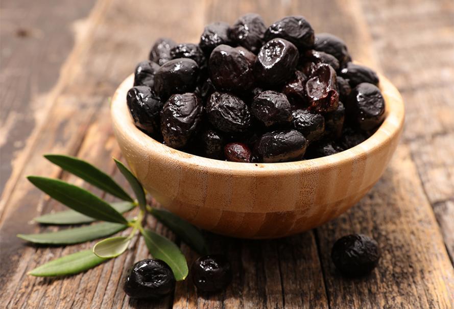 La Préparation Des Olives Noires Gamm Vert
