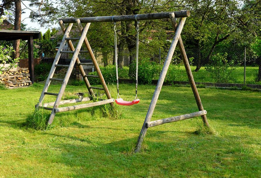 Comment Faire Une Aire De Jeux Dans Son Jardin Gamm Vert