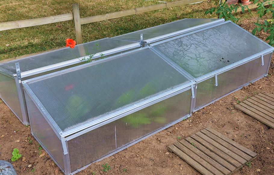 Cultiver sous serre châssis | Gamm vert