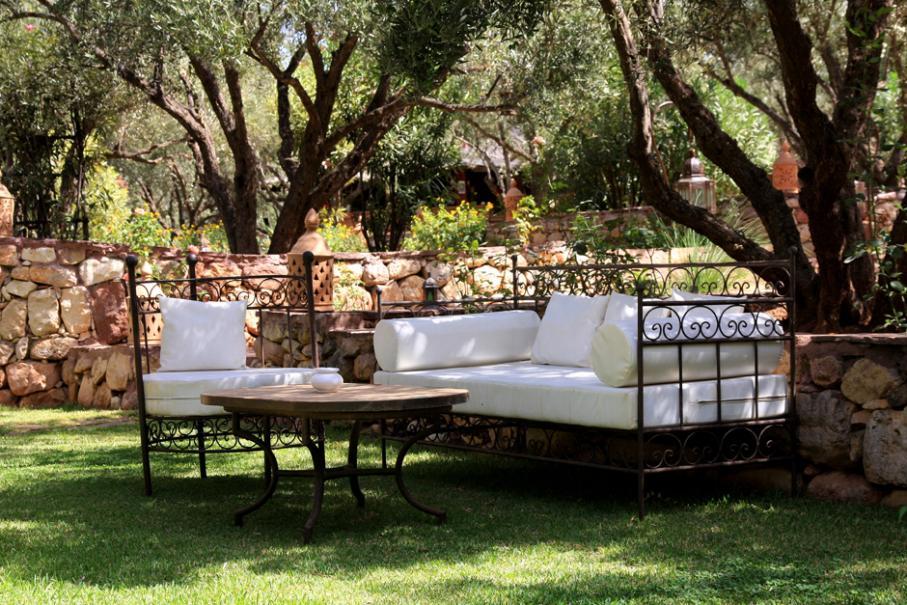 Choisir son salon de jardin en fer forgé | Gamm vert