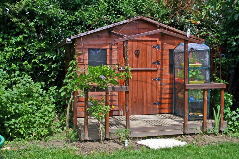Comment Construire Un Abri De Jardin Gamm Vert