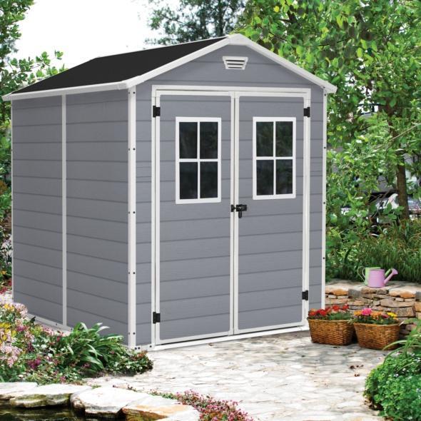 comment monter son abri de jardin en r sine le magazine. Black Bedroom Furniture Sets. Home Design Ideas