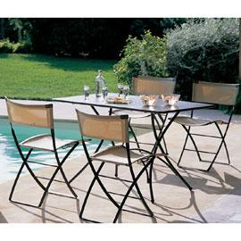 Comment entretenir son mobilier de jardin en métal | Gamm vert