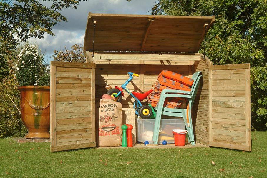 Choisir ses coffres et armoires de jardin | Gamm vert