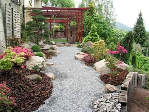 Feng shui au jardin cr ez vous un environnement zen - Quelle plante dans une jarre ...